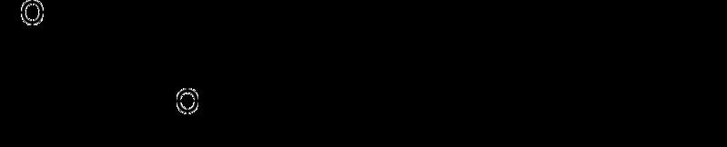 δ-トコフェロールの化学構造