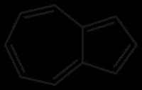 アズレンの化学構造