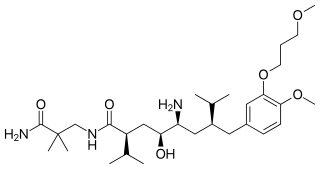 アリスキレンの化学構造