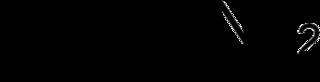 アリルアミンの化学構造