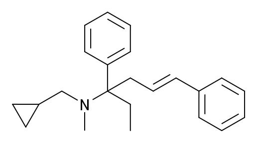 イグメシンの化学構造