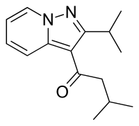 イブジラストの化学構造