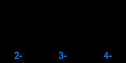 イミダゾリンの化学構造