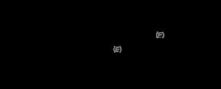 インドメタシンファルネシルの化学構造