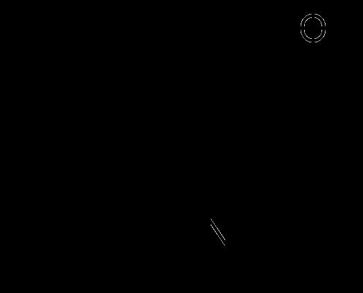 インドール‐3‐カルビノールの化学構造