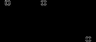 エクオールの化学構造