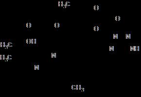 オルメサルタン メドキソミルの化学構造