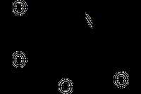 カスタノスペルミンの化学構造