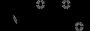 カルニチンの化学構造