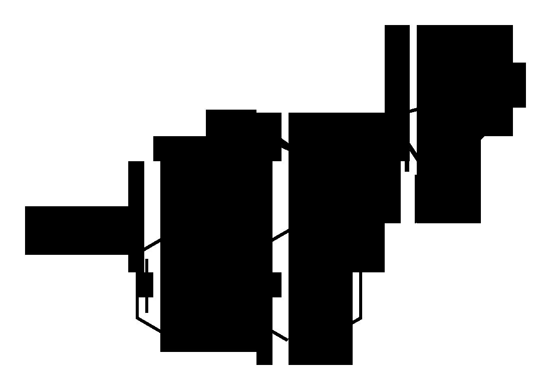 キニーネの化学構造