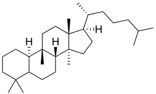 ククルビタンの化学構造