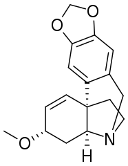 クリニンの化学構造