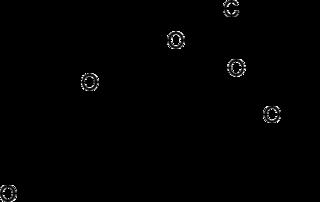 クロベタゾールプロピオン酸エステルの化学構造