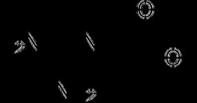 グアニジノ酢酸(グリコシアミン)の化学構造