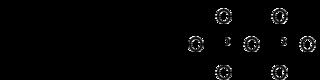 ゲラニルピロリン酸の化学構造