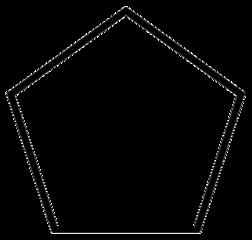 シクロペンタンの化学構造