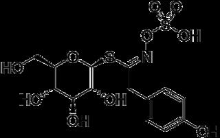 シナルビンの化学構造