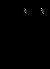シベンゾリンの化学構造