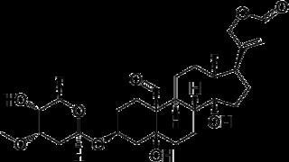 シマリンの化学構造