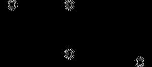 ジヒドロダイゼインの化学構造