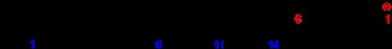ジホモ-γ-リノレン酸の化学構造