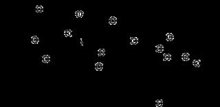 ジョサマイシンの化学構造