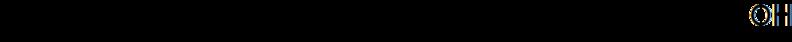ステアリルアルコールの化学構造