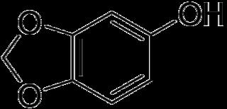 セサモールの化学構造