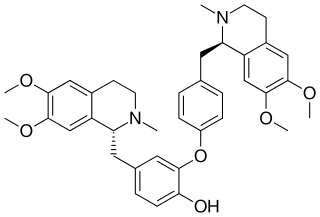 ダウリシンの化学構造
