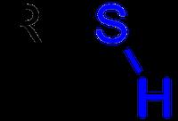 チオール基の構造