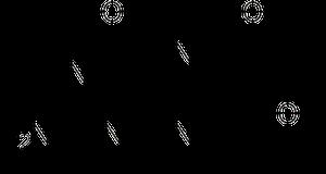 テトラヒドロビオプテリンの化学構造