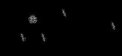 テルグリドの化学構造