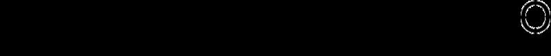 デカナールの化学構造