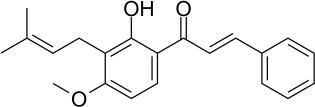 デリシンの化学構造