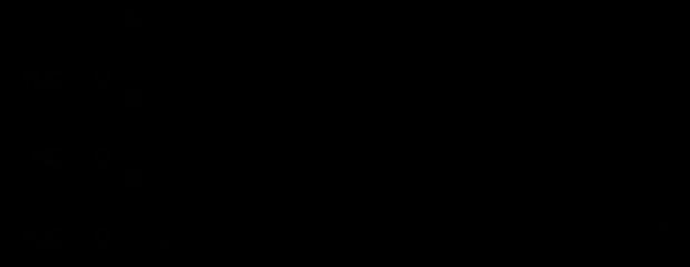 グリセリンと3種類の異なる脂肪酸によってできるトリアシルグリセロール