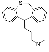 ドスレピンの化学構造