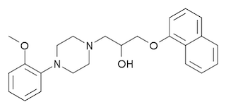 ナフトピジルの化学構造