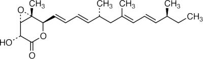 ナフレジンの化学構造