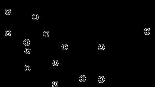 ナリンジン(ナリンギン)の化学構造