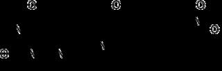 ニフェカラントの化学構造