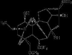 ネオリンの化学構造