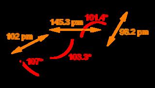ヒドロキシルアミンの化学構造