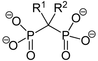 ビスホスホネートの基本骨格