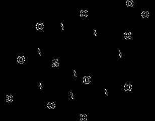ファロイジンの化学構造