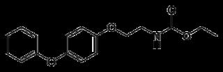 フェノキシカルブの化学構造