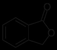 フタリドの化学構造