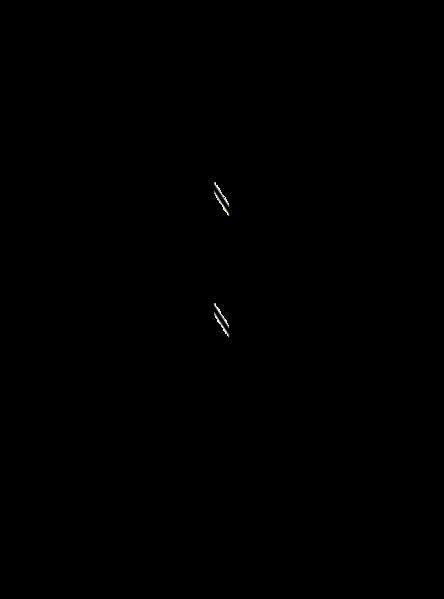 フルナリジンの化学構造