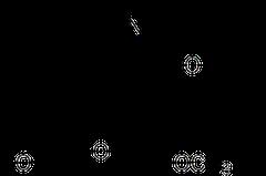 ブプレノルフィンの化学構造