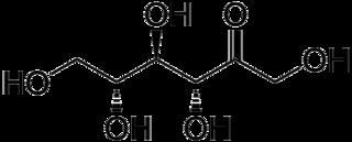 プシコースの化学構造