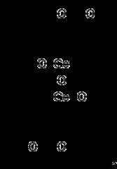 プロパゲルマニウムの化学構造